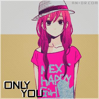 رد: ♥ ♥ .. BB | ONLY YOU,أنيدرا