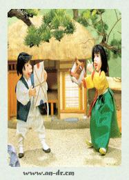 (مميز) الألعاب التقليديه في كوريا,أنيدرا