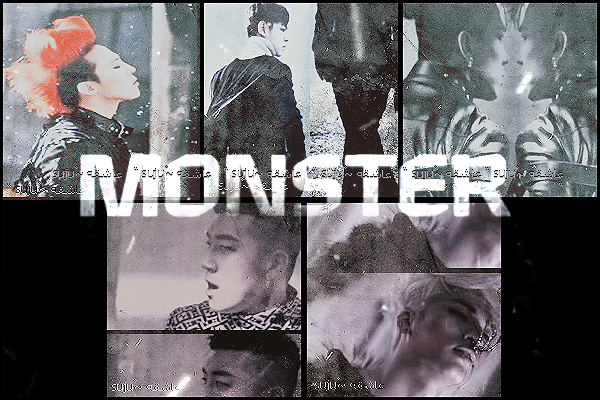 BIG BANG monster *,أنيدرا